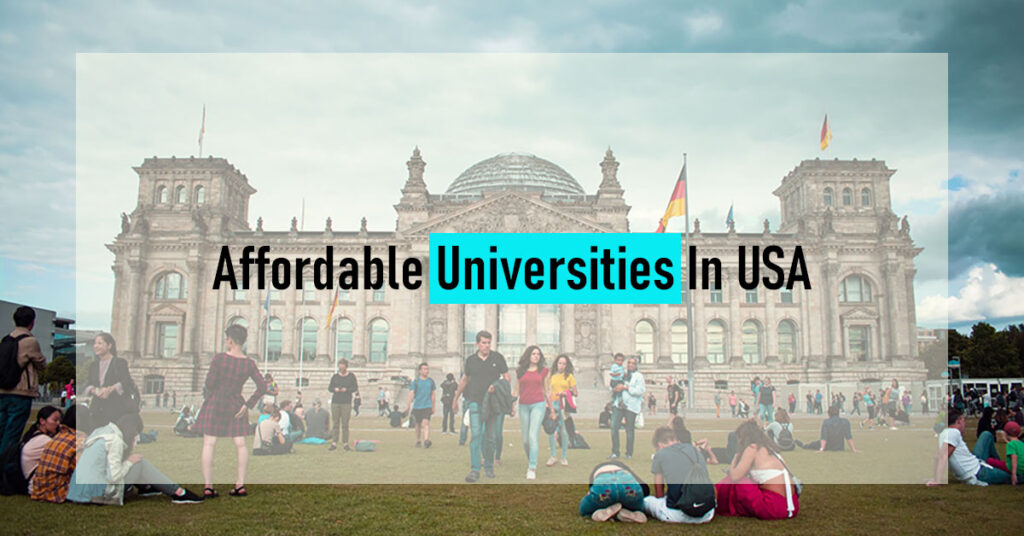 The Most Affordable Universities for Doing MS In Finance In USA