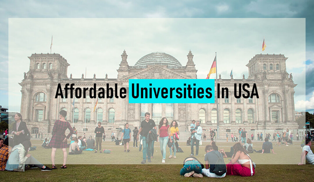 Affordable Universities in USA